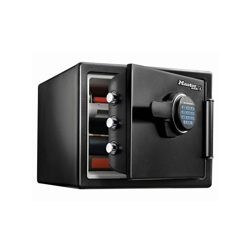 coffre fort lectronique master lock lfw082ftc coffres. Black Bedroom Furniture Sets. Home Design Ideas